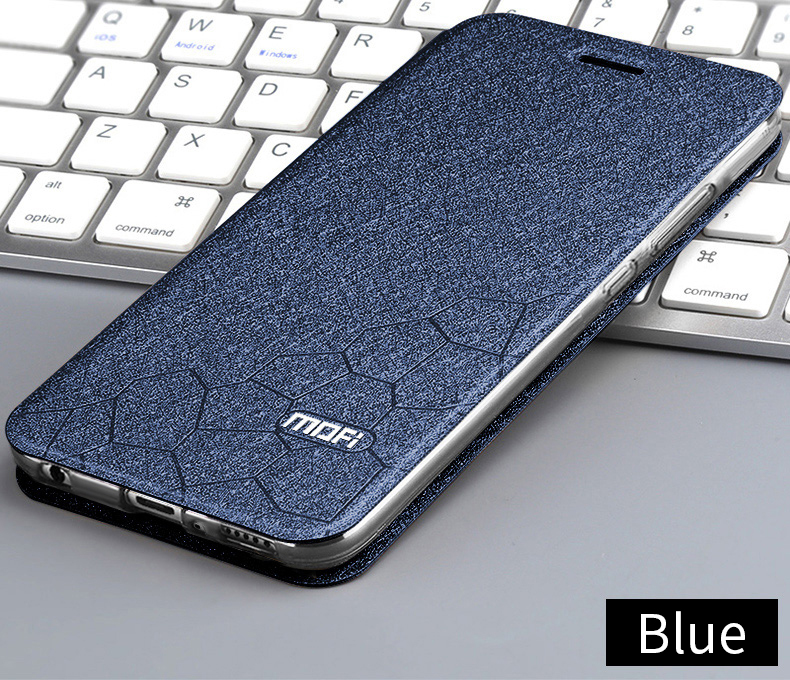 Honor 10 Case Leather Cover Luxury Flip Cover
