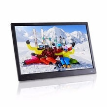 New design 15.6 inch wide screen IPS Full viewing angle 1920X1080 Support HD input picture video player digital photo frame new original 21 5 inch m215hne l30 full viewing angle 1920 1080 lcd screen