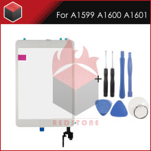 Nieuwe Zwart Wit Voor A1599 A1600 A1601 touch panel screen 7.9 ''Voor iPad mini 3 Display Touch Panel Glas met Tool Set(China)