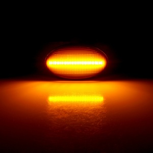 Image 5 - 2pcs Dynamic LED Car Side Marker Lights For Mercedes Benz Repeater Signal Lamps Smart W450 W452 A Class W168 Vito W639 W447