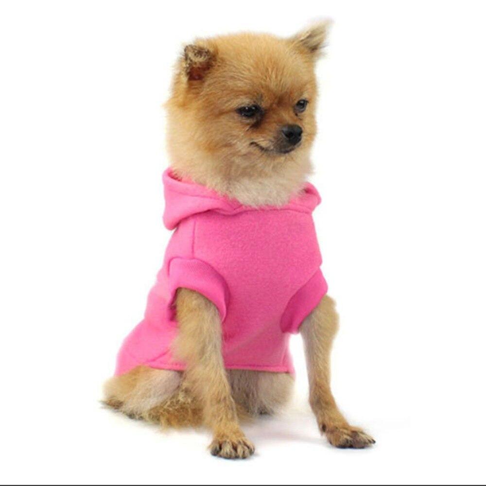 Vestiti caldi del rivestimento del cappotto del cappotto di Lovely - Prodotti per animali domestici - Fotografia 3