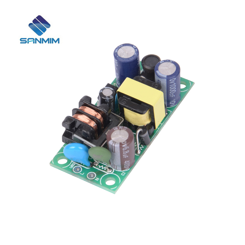 AC-DC 220V To 3.3V 5V 9V 12V 15V 24V 4W 5W 6W Isolated switching power supply Power supply module board PLG06A X7756 image