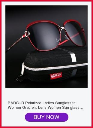 Barcur esportes óculos de sol de alumínio