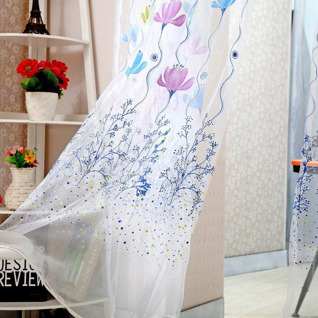Tienda online decoracion para el hogar cortinas ventana sala cocina dormitorio moderno tulle sol - Tiendas de cortinas online ...
