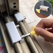 Protecting Baby Safety Security Window Lock Child Kids Prevent Children Falling Window Stopper Anti-theft Locks Limiter protecting and refitting anti falling stick for anti falling rubber body of for kawasaki z250 motorcycle
