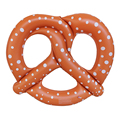 Pretzel Kids Adult Inflatable Blowup Beach Pool Swim Ring Party Toy Water Fun Toys  Inflated Dide-on Float Rings Air Mattresses