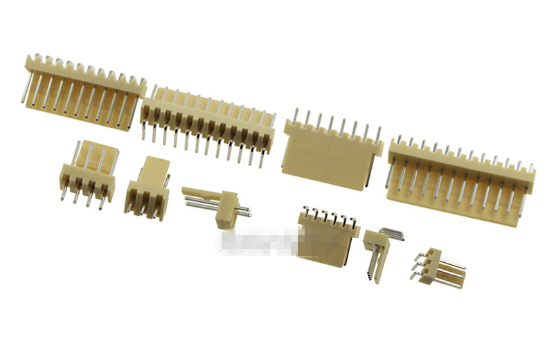 50pcs/lot KF2510 2510AW Male Connector Right Angle 2P 3P 4P 5P 6P 7P 8P 9P 10 Pin 2.54 mm Pitch Pin Header KF-2510 Connector50pcs/lot KF2510 2510AW Male Connector Right Angle 2P 3P 4P 5P 6P 7P 8P 9P 10 Pin 2.54 mm Pitch Pin Header KF-2510 Connector