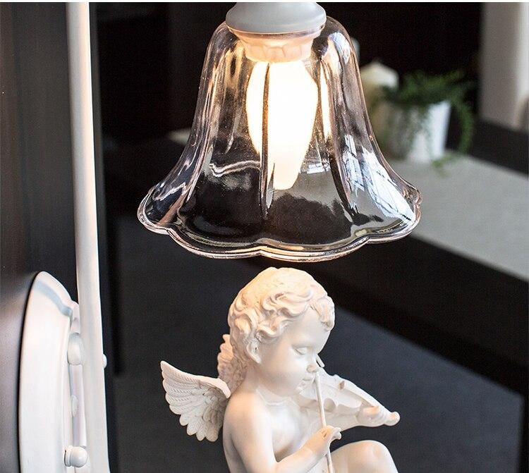 Phube Lighting Nordic Modern Angel Wall Lamp Wall Light Sconce Bedside Wall Lamp Lighting