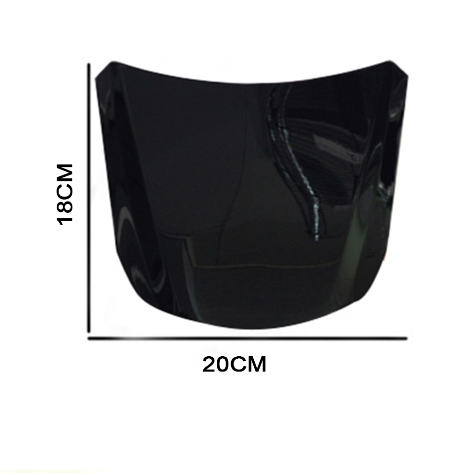 Image 2 - New arrive!! Metal 18*20cm Mini Car Bonnet Display Model Painted Hood For Automotive Glass Coating Display MO 179Q 1-in Paint Protective Foil from Automobiles & Motorcycles