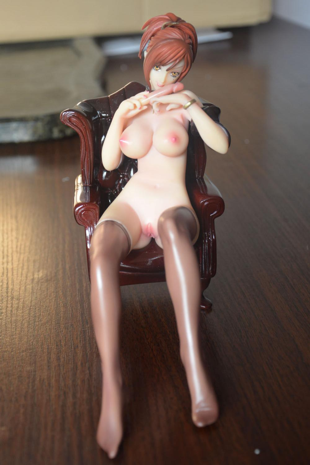 Sexy Girls Anime Nude Sex Figure Doll Marie Mamiya Resin -8101