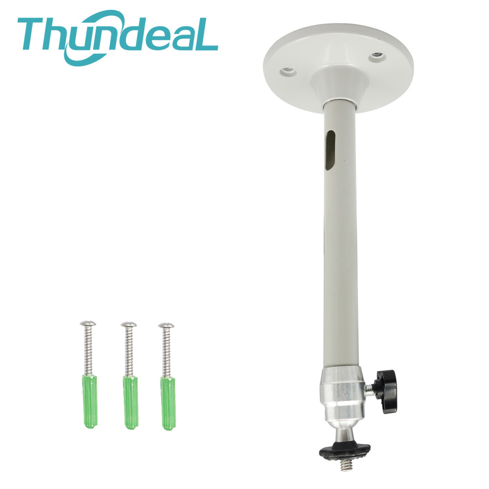 ThundeaL 21CM Projector Ceiling Wall Bracket Projector Hanger Holder Aluminum Alloy Mount Metal Bracket LCD DLP Projector Stand
