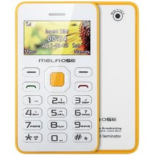 Original Melrose G1 Mini Phone With 1.7 inch Card Phone MP3 Playback Bluetooth Camera FM Alarm Calendar Calculator