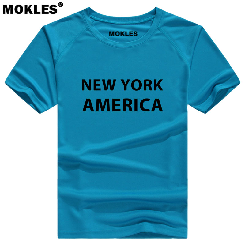 US $20 0  NEW YORK t shirt custom made name number USA Albany NY T Shirt  america print Buffalo Rochester Syracuse Albany Watertown clothes-in  T-Shirts