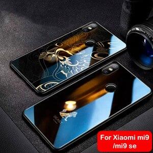 Image 5 - หรูหรากระจกนิรภัยสำหรับ Xiao mi mi 9 TPU Soft Edge กระจกนิรภัยสำหรับ Xiao mi mi 9 mi 9 se Aixuan