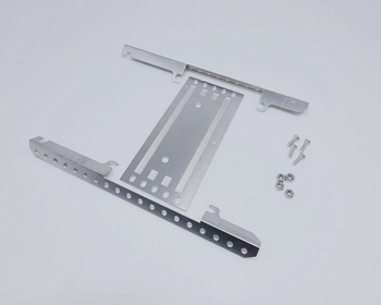 Remote control scania container truck metal removable frame dis mounting bracket for tamiya 1:14 scale 6X4 tractor trailer