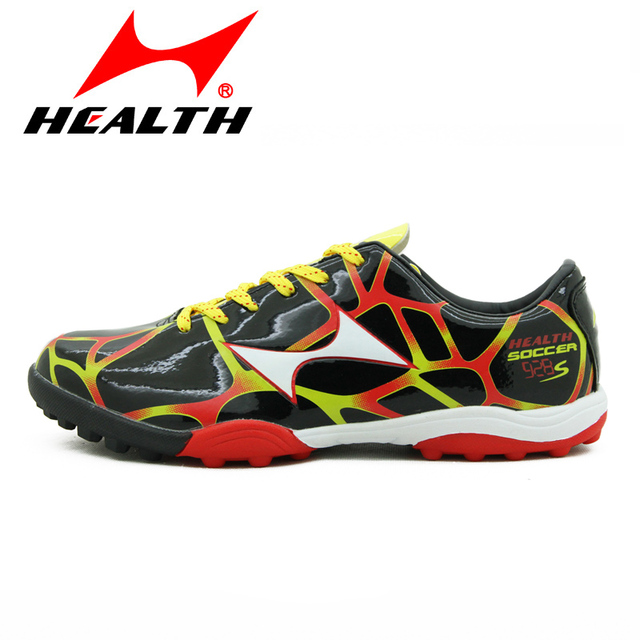 Sneakers saúde indoor soccer shoes homens mulheres crianças botas de futebol  chuteiras relvado quadra Dura formação 02a6b6e00caff