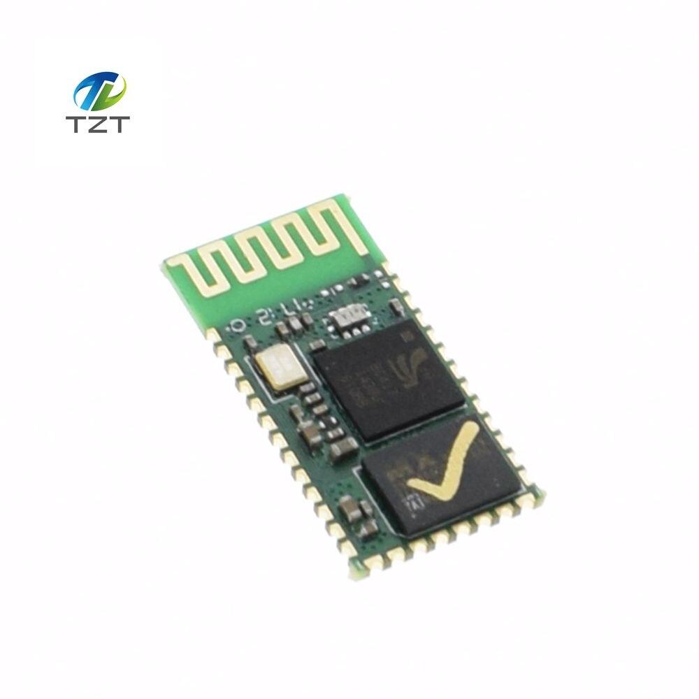Оптовая 5 ШТ. HC05 hc-05 Беспроводная <font><b>Bluetooth</b></font> Модуль Приемопередатчика RS232/TTL для UART конвертер и адаптер