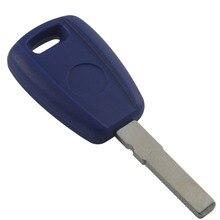 Замена Автозапуск Дистанционного Ключа Автомобиля Дело Брелок Shell Обложка Отделка Корпуса Для Fiat Punto Doblo Браво С Логотипом