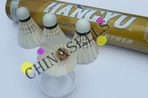 6tude Genuine hangyu nylon ball HY-500 badminton shuttlecocks