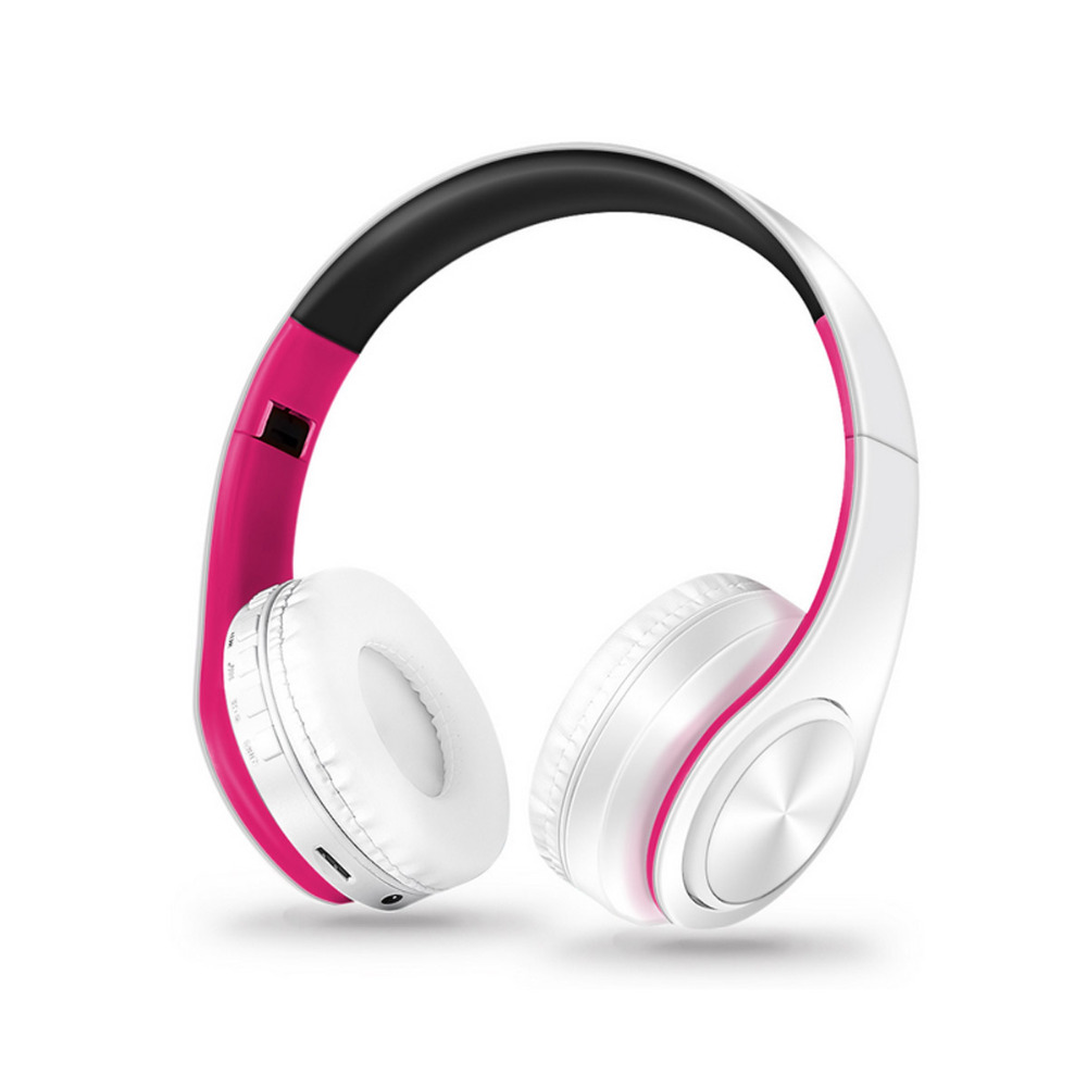 Helmet headset Wireless Bluetooth Stereo microphone Headphone Folding Sport Hoofdtelefoon Microfoon Hoofdtelefoon Handsfree MP3