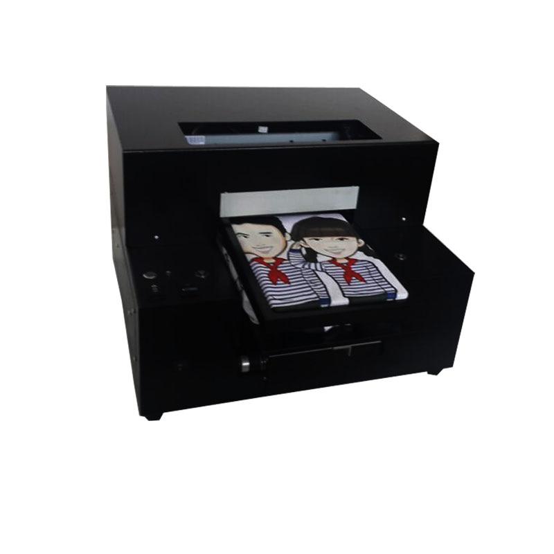 все цены на DTG dark color t shirt Printing A4 size flatbed machine ( DHL/Fedex shipping free ) онлайн