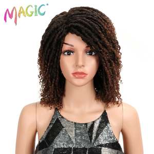 MAGIC Hair Soft Short Syntheti