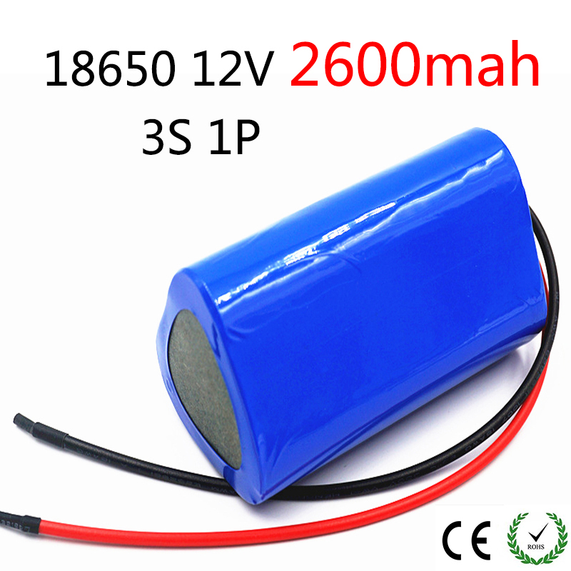 laudation <font><b>3s</b></font> <font><b>battery</b></font> 18650 <font><b>pack</b></font> 2600mah 10.8v 12.6v welding solder <font><b>battery</b></font> for screwdriver tools <font><b>battery</b></font> customized <font><b>battery</b></font> image