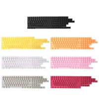 Blank 104 ANSI layout Thick PBT Keycap For OEM Switches Mechanical Keyboard