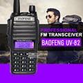 BaoFeng UV-82 Dual Band Walkie Talkie 136-174 400-520 MHz VHF UHF Radio Station Ham Radio Amateur Radio Portable Walkie Talkie