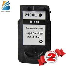 Бесплатная доставка ДЛЯ Картриджей Canon PG210, ДЛЯ Canon PG-210 FORPIXMA IP2700 IP2702, BK ДЛЯ Canon PG 210