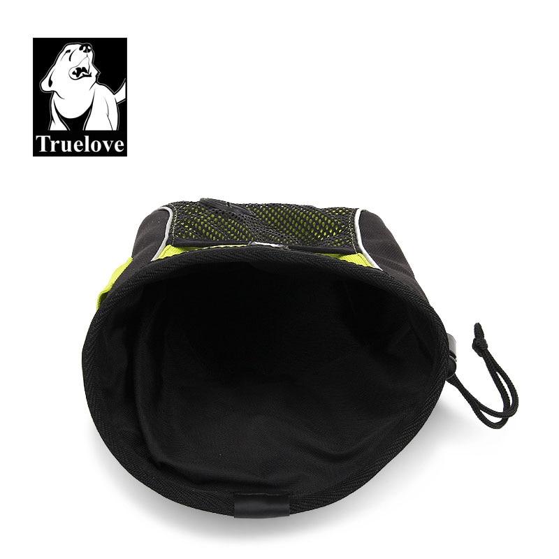 Truelove Portable Snack Dog Udhëtim Trajtoni qese Reflektuese për - Produkte për kafshet shtëpiake - Foto 4