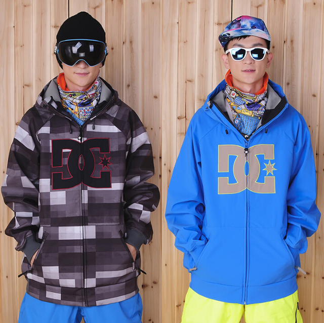 53758a0256 snowboard jacket men and woman ski and snowboarding jacket women DC brand  outdoor as rossignol hiking and snowboard jackets