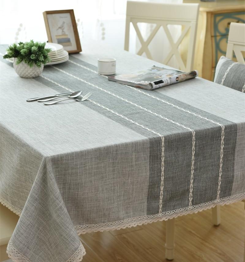 modern oilcloth tablecloth - 800×855