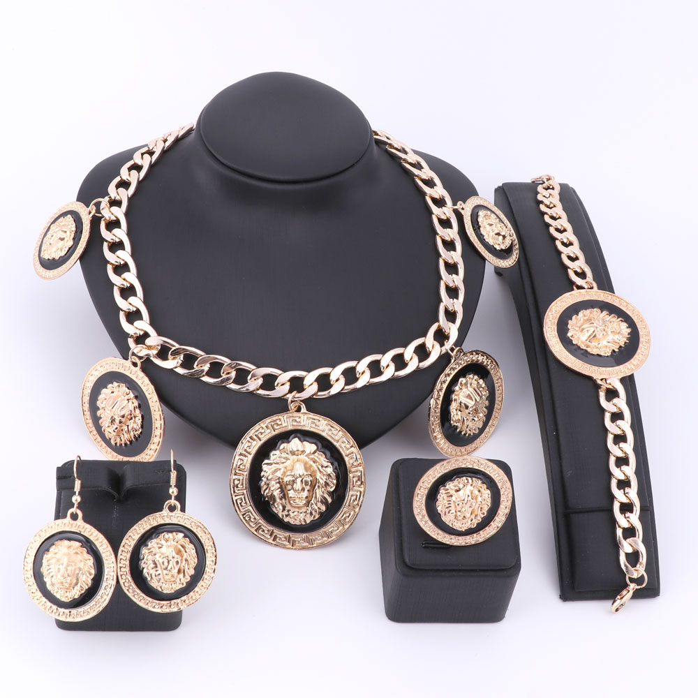 √Unique Design Fashion African Costume © Jewelry Sets ...