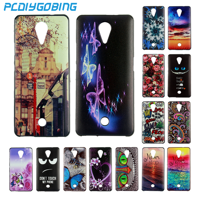 For Wiko Tommy Cute Cartoon Pattern Style Cool Gel Soft TPU Silicone Case for Wiko Tommy Phone Cover Celular