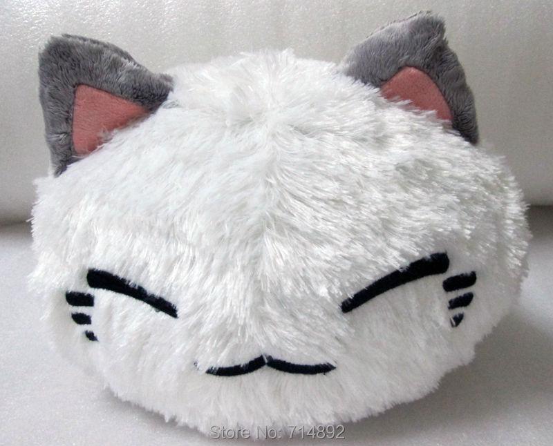 Φ_Φ38 cm nemuneko dormir gato felpa muñeca de dibujos animados lindo ...