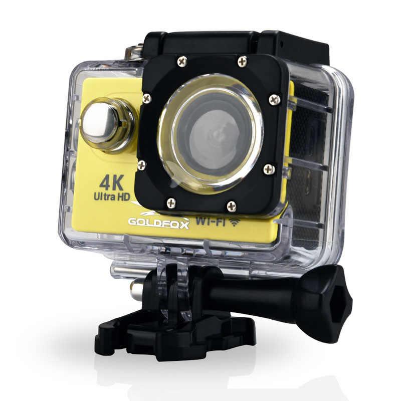 """Cámara de acción deportiva H9R Ultra HD 4K WiFi 2,0 """"Pantalla impermeable casco cámara de grabación de vídeo deporte DV Cam con Control remoto"""