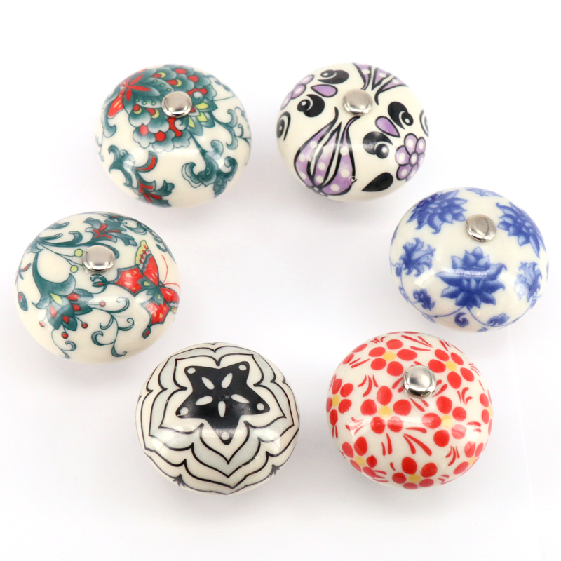 decorative kitchen cabinet knobs aliexpress buy multi color decorative designed 6498