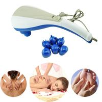 2017 Professional Dual head Health Care Electric Massage Hammer Full Body Massager