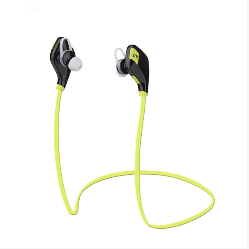 Magift Brand Sports Running Gym Bluetooth V4.1 Headset In-ear Earphones Wireless Headphones Mic for IPhone7 6S Xiaomi Phone 2016 ttlife bluetooth ear hook earphones wireless headphones sports running headset music earbuds earpiece for iphone 7 6 xiaomi