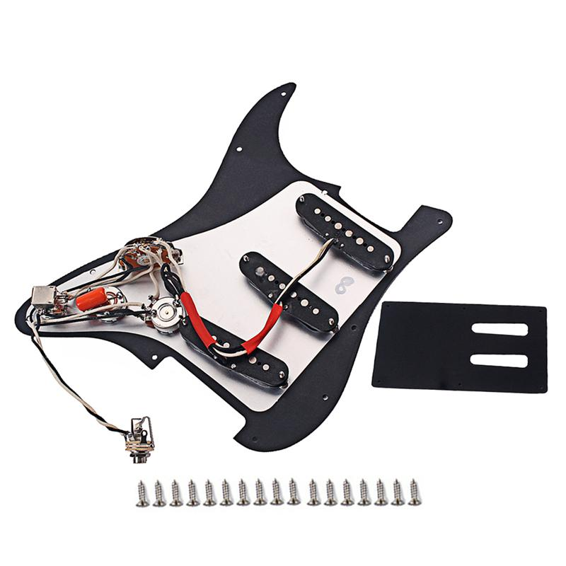 TOP 7 Segment Control Guard Pickups Load Guard Set in Guitar Parts Accessories from Sports Entertainment