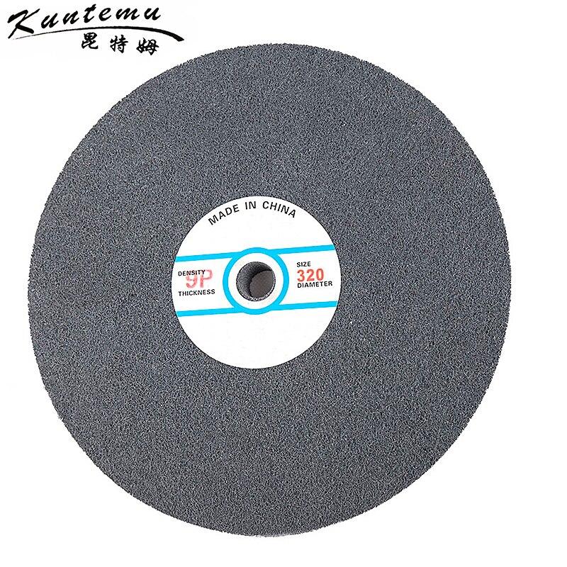 1PC 250mm Fiber Polishing Wheel With 9P For Metal Polishing