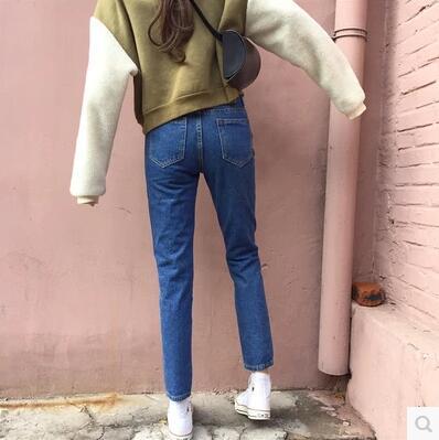 TP1204 Cheap wholesale 2016 new Autumn Winter Hot selling women's fashion casual  Denim Pants tp1204 cheap wholesale 2016 new autumn winter hot selling women s fashion casual denim pants