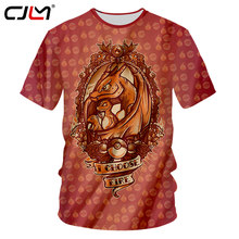 1ac59f91b CJLM Man Funny Tshirt Print Animal Pokemon 3D T-shirt Men's Summer Casual  Tshirt Hombre Short Sleeve O Neck Tee Shirt Unisex