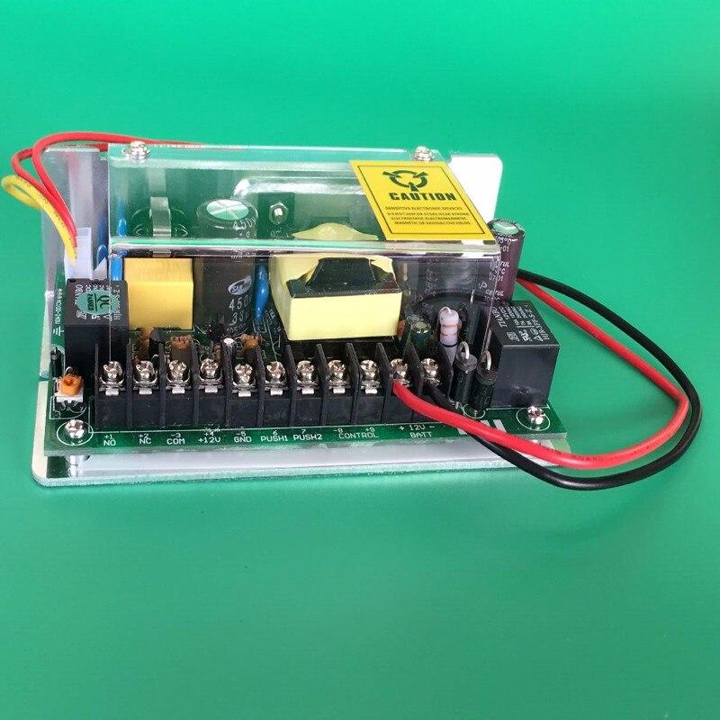 цена на AC 110V-240V to DC 12V 5A Door Access Control Power Supply Backup Battery Port