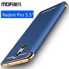 Xiaomi Redmi Pro Чехол Redmi Pro премьер задняя крышка Жесткий защитный Телефон САППУ Mofi Xiaomi Redmi Pro случаях и охватывает