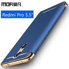 Xiaomi Redmi pro case cover Redmi pro prime back cover hard protective phone capas MOFi xiaomi redmi pro cases and covers
