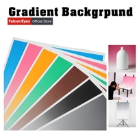 Falcon Eyes Photo Studio Accessory Photography Background 80X110cm Gradient Backdrops For Products Shooting
