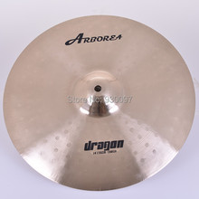 100% handmade DRAGON 14″CRASH  CYMBAL