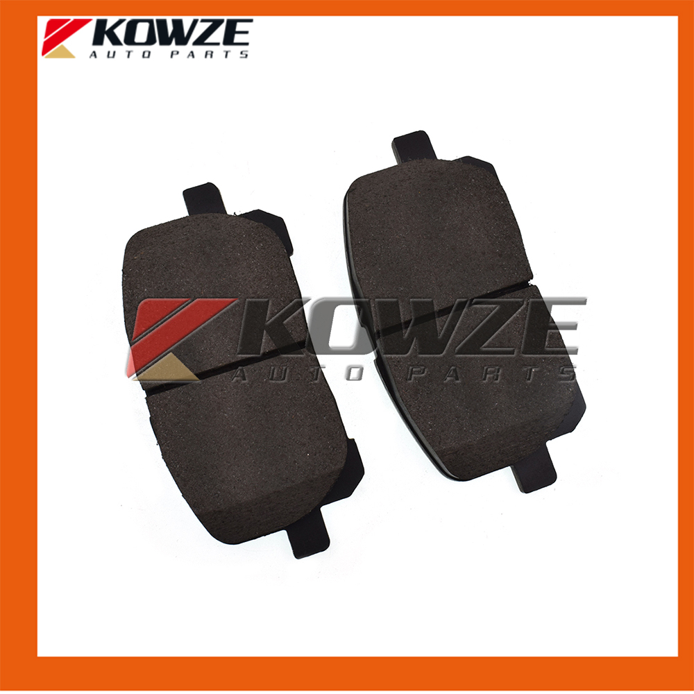 Front brake pads kit for ipsum toyota corolla 2003 2008 04465 02070